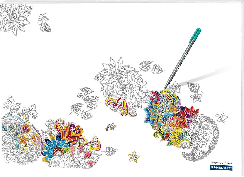 RNK Verlag Notiz-Schreibunterlage Noris Colour STADTLER Maße : 600 x 420mm BxH
