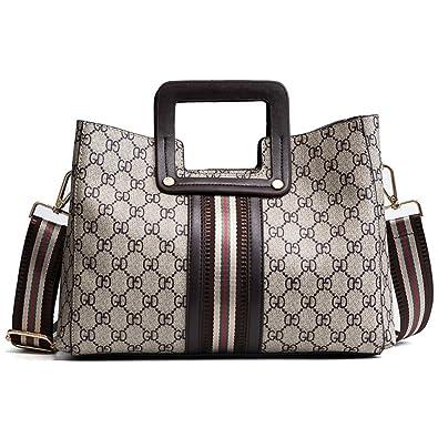 Gd Fashion Printed Ladies Handbag Coloured Ribbon Crossbody Bag
