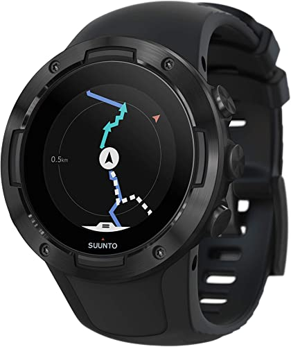 Suunto 5, Lightweight & Compact GPS Sports Watch