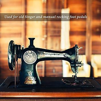 AIEVE Cinturones para máquina de coser, 71