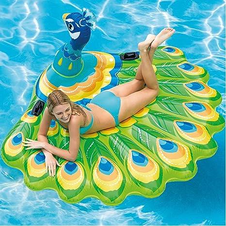 325048cecafe JINWELL XXL Tendenza Gonfiabile Materasso ad Aria Piscina Piscina  Balneazione Nuoto Isola Spiaggia di Mare Divertimento
