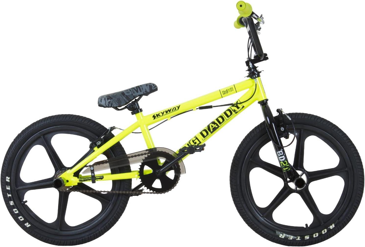 Rooster - Bicicleta BMX Rooster, 20 pulgadas, Big Daddy Skyway ...