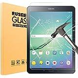 Galaxy Tab S2S39.7protection d'écran, Rusee film protecteur d'écran en verre trempé film pour Samsung Galaxy Tab S2/S3/tablette 24,6cm (SM-T810, SM-T815, T820)