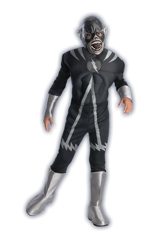 DC Comics Blackest Night Zombie Flash Costume, Large