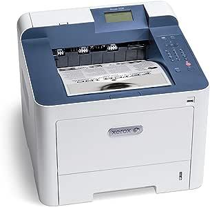 Amazon.com: Xerox 3330/DNI impresora láser monocromática ...