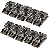 Makerfire 10pcs Arduino NRF24L01+ 2.4GHz Wireless RF Transceiver Module New