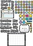 Creative Teaching Press BW Calendar Set (7059)