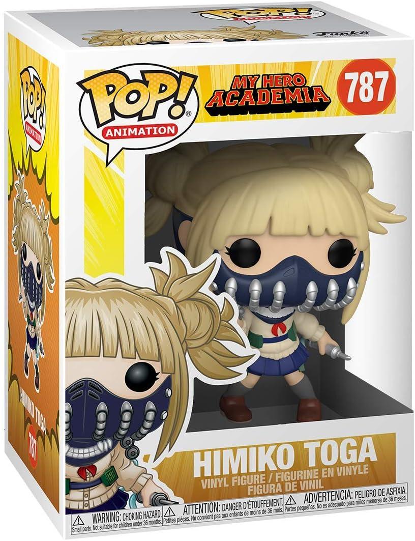 Funko POP Himiko Toga w// Face Cover #48471 My Hero Academia MHA