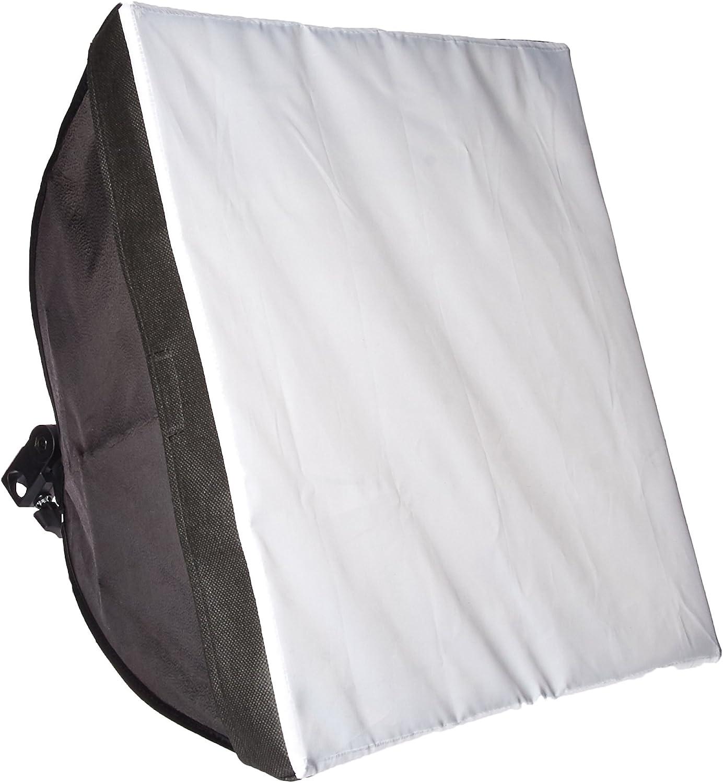White BlueDot Trading 50x70-softbox-1-bulb Photo Lighting Softbox 20 x 28 Inches with 1 Lamp Holder 50x70cm