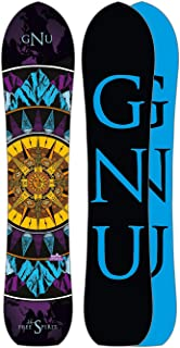 product image for Gnu Free Spirit C3 Womens Snowboard Blue Purple Gold 143
