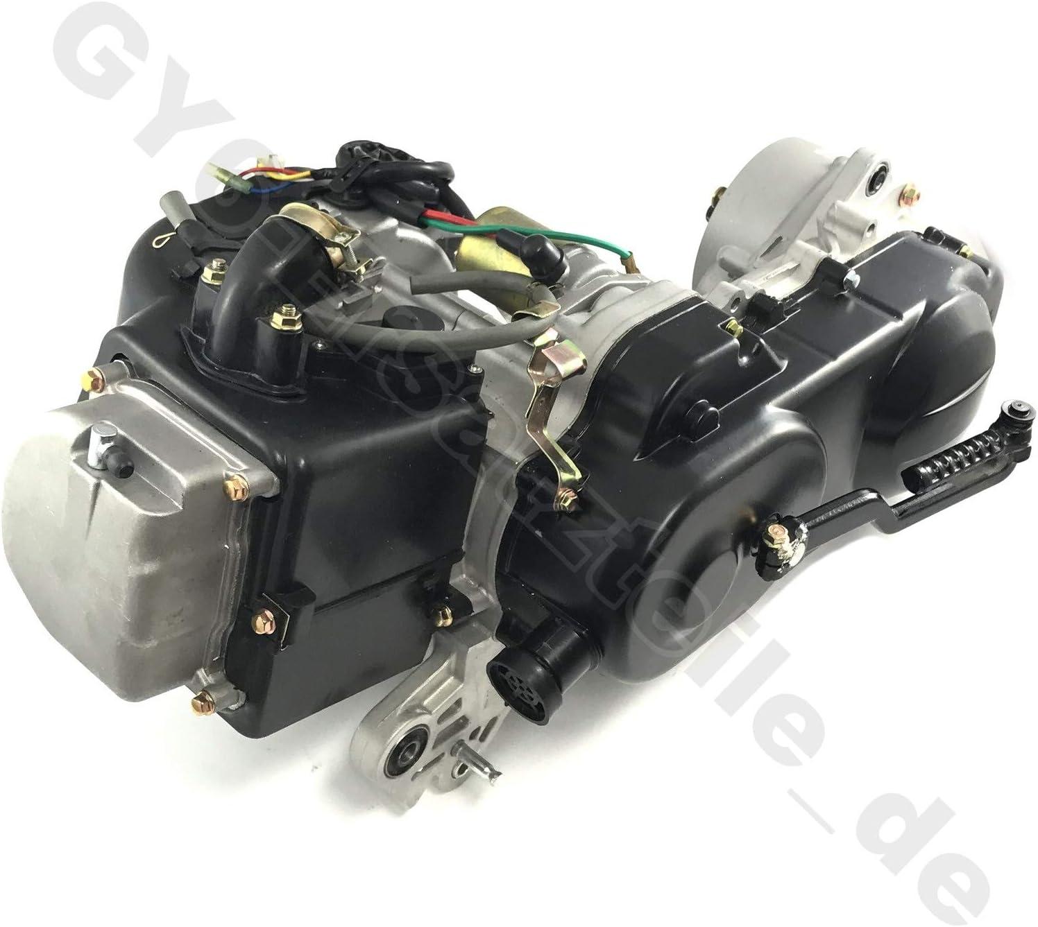 Komplett 4 Takt Motor 10 40cm 139qma 139qmb 50ccm China Roller Baotian Benzhou Yiying Rex Hyosung Znen Gy6 China Roller 49ccm Auto