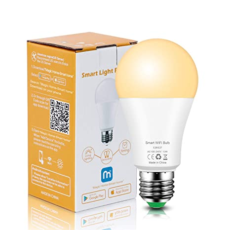 Amazon.com: Bombillas LED E26, 13.00watts, 110.00 volts ...
