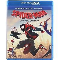Spider-Man: Un Nuevo Universo(Blu-ray 3D)