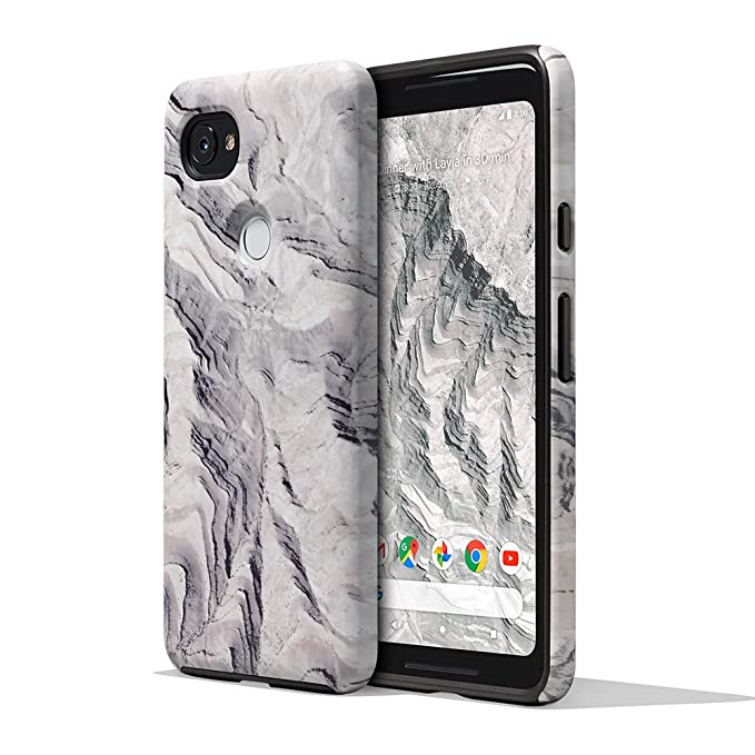 best sneakers 198ea 34caf Google Earth Live Case for Pixel 2 XL - Rock