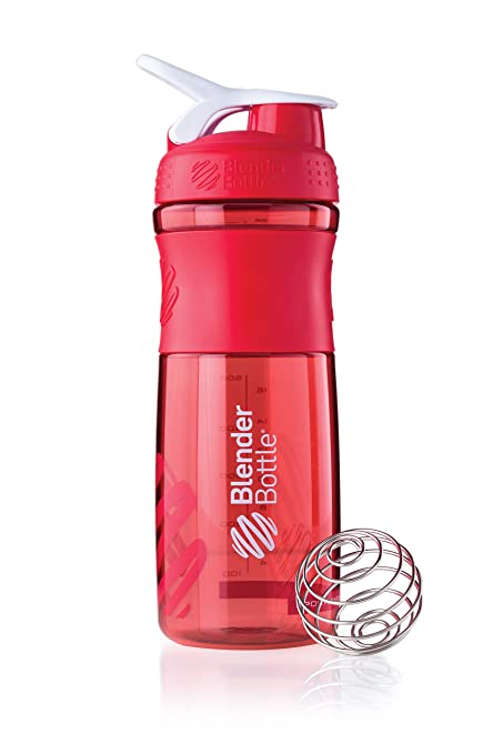 1b350bef2965 Amazon.com  BlenderBottle SportMixer Tritan Grip Shaker Bottle