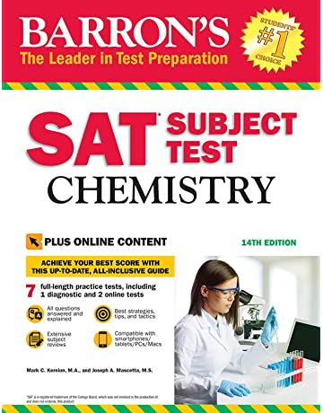 SAT Subject Test Study Guides