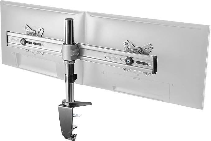 RICOO Soporte para 2 monitores TS3611 para Pantallas Planas PC de ...