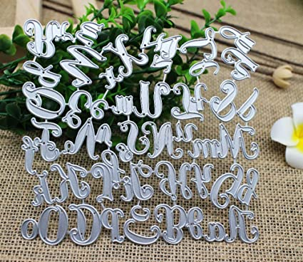 Letters Merry Christmas Metal Cutting Dies Stencil DIY Scrapbooking Photo Album