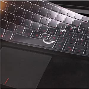 """for 2019/2018 Dell Inspiron 15 3000 5000 7000 15.6"""" / Dell G3 G5 G7 15.6"""" Series Keyboard Cover Laptop Keyboard Protector Skin,1"""