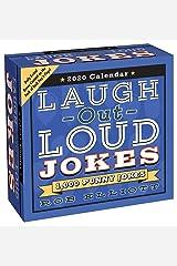 Laugh-Out-Loud Jokes 2020 Day-to-Day Calendar Calendar