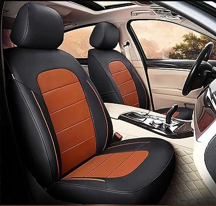 Amazon Com Autodecorun 13pc Full Set Genuine Leather Leatherette