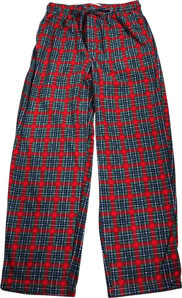 NORTY - Rio Mens Fleece Sleep Bottoms Sleep Pant Lounge Pajama Pant - 7 Prints