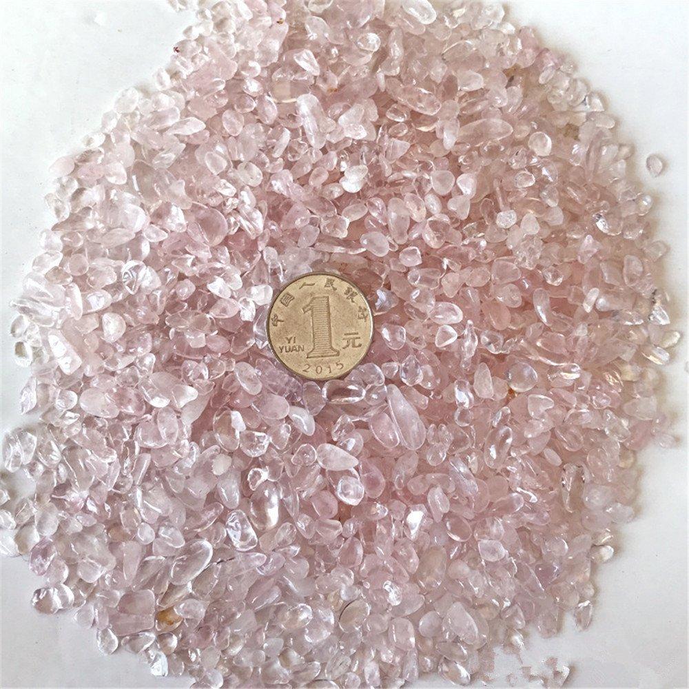1 lb Natural Garnet Crushed Stone Healing Reiki Crystal Irregular Shaped Stones Jewelry Making Home Decoration AITELEI