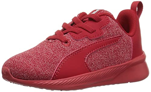 68ed2f754e11d0 Puma Babies  Tishatsu Runner Knit Ac Sneaker  Amazon.co.uk  Shoes   Bags