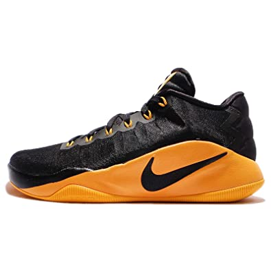 cheap for discount 24d31 c133f Nike Men s Hyperdunk 2016 Low EP, Black University Gold-Dark Grey, 8