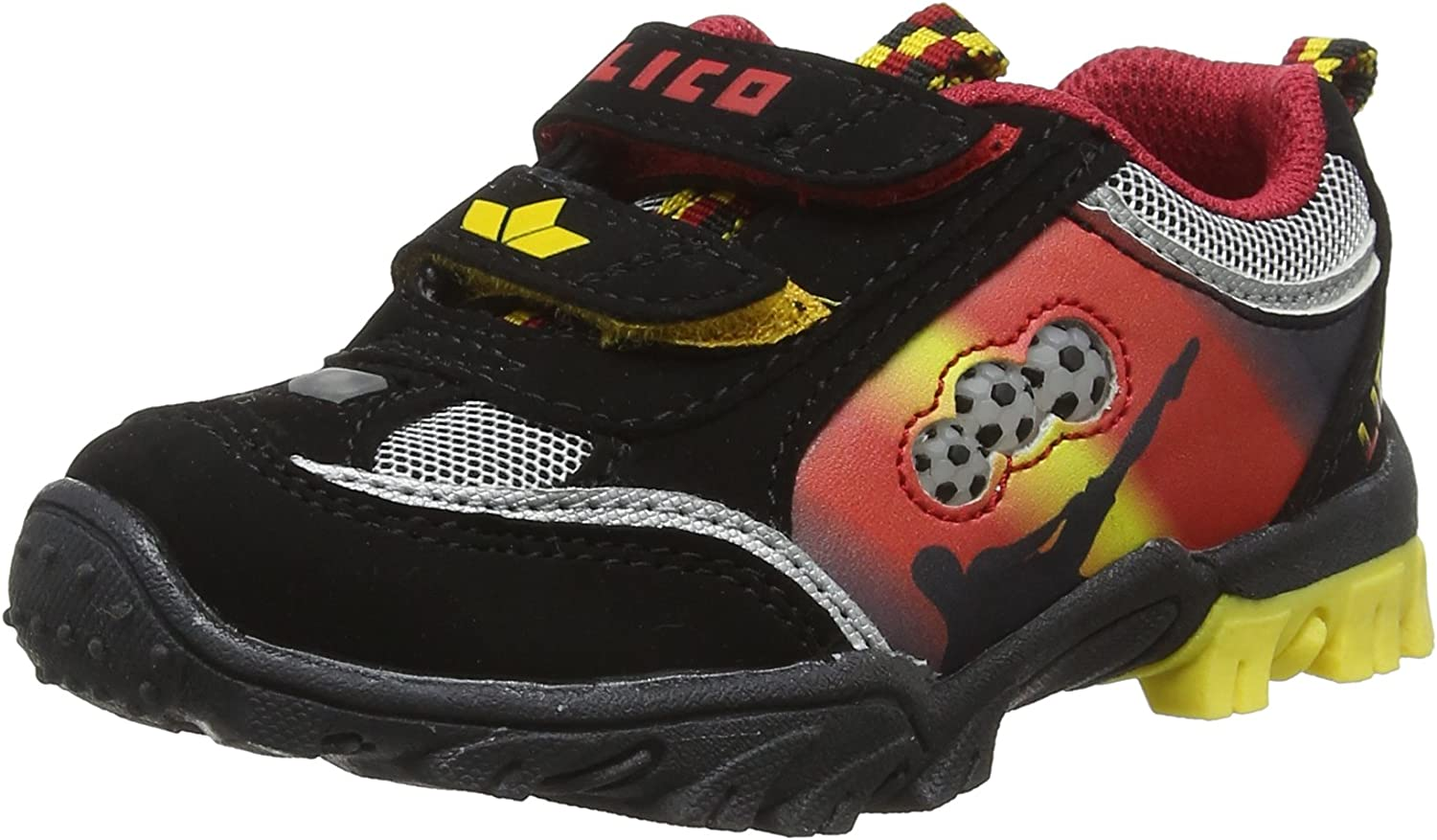 Lico Boys V Blinky Low-Top Sneakers