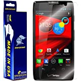 ArmorSuit MilitaryShield - Motorola Droid Razr Maxx HD Screen Protector Shield + Lifetime Replacements