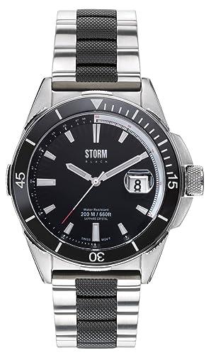 Reloj STORM - Hombre 47145/BK
