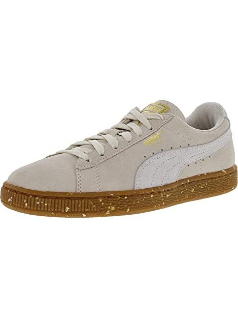 Puma Hombres Suede Classic Fashion Sneakers: Puma:
