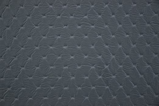 32 OZ  GREY MARINE GRADE VINYL FABRIC//$11 PER YARD//FREE SHIPPING ON 10 YDS