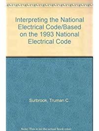Amazon power systems books interpreting the national electrical codebased on the 1993 national electrical code fandeluxe Gallery