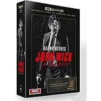 John Wick - La Trilogie [4K Ultra HD