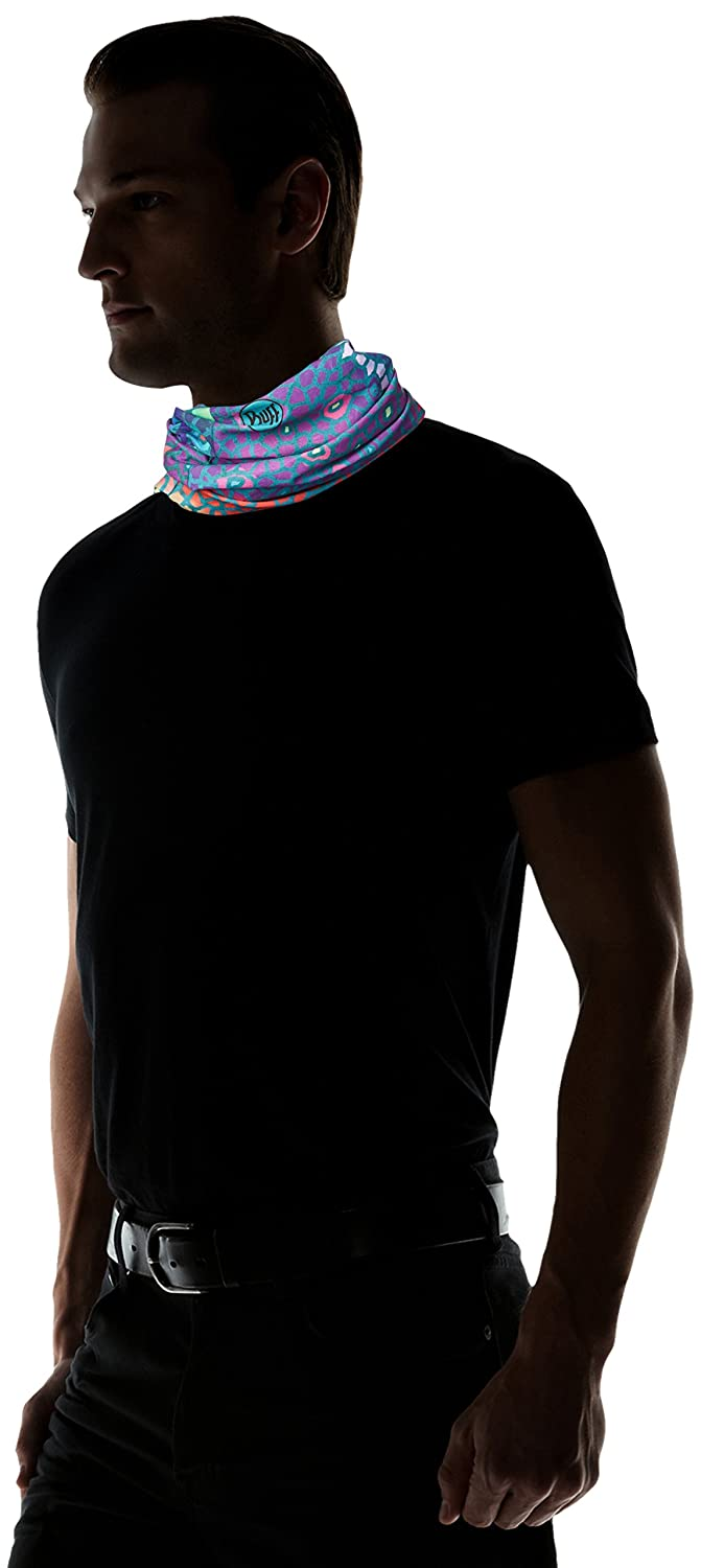 UV MFL Headwear Buff UV Headband Scatter One Size Inc