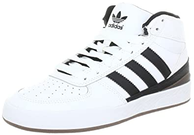 huge selection of 9ebc2 1968b Adidas Forum X white Trainer Shoes Schuhe White Weiss (RUNNING WHITE FTW   BLACK 1