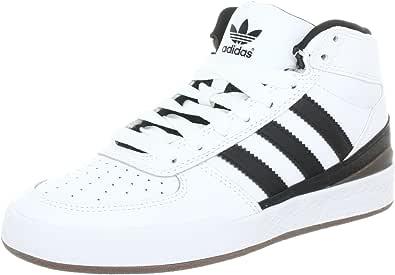 adidas Originals Forum X - Zapatillas Deportivas de Cuero Hombre, Color Blanco, Talla 36 2/3: Amazon.es: Zapatos y complementos