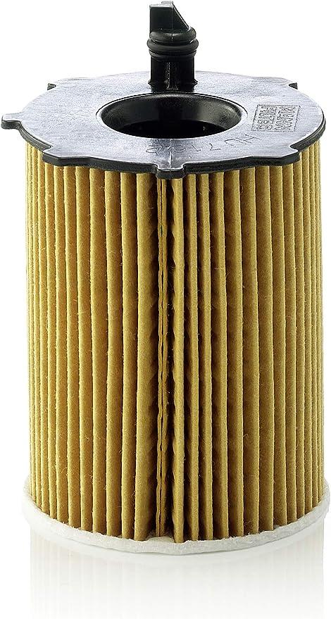 Original Mann Filter Ölfilter Hu 716 2 X Ölfilter Satz Mit Dichtung Dichtungssatz Für Pkw Auto