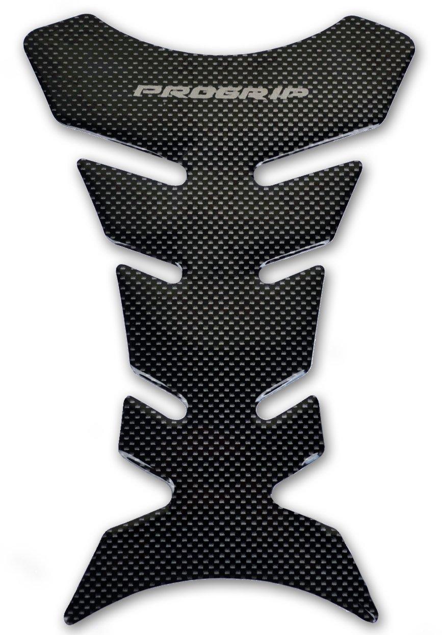 Tank Sticker in 3D Carbon Look Race Asphalt/ /Protector Scratch Guard for Kawasaki Honda Suzuki Yamaha Ducati BMW KTM Tankpad Tank Pad Tank Protector