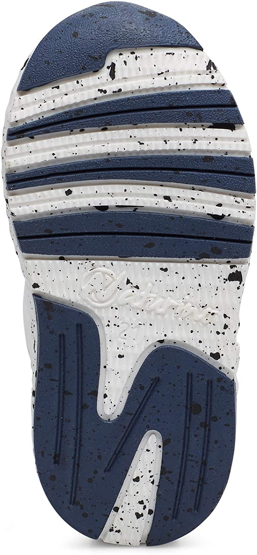 Naturino Delt Sneaker Strappi Bianco/Giallo Bianco