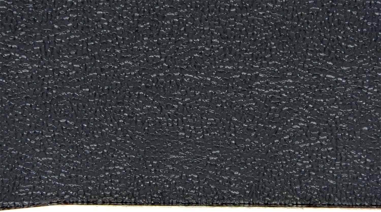 Universal RFX Mud Flaps 12in Rectangular Black w//Stainless