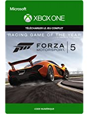 Forza Motorsport 5 Game of the Year Edition [Xbox One - Code jeu à télécharger]