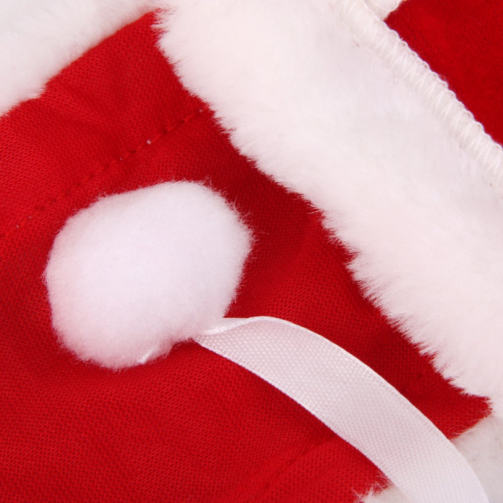Mu/ñeca americana de 18 pulgadas Traje de navidad. Mu/ñeca americana