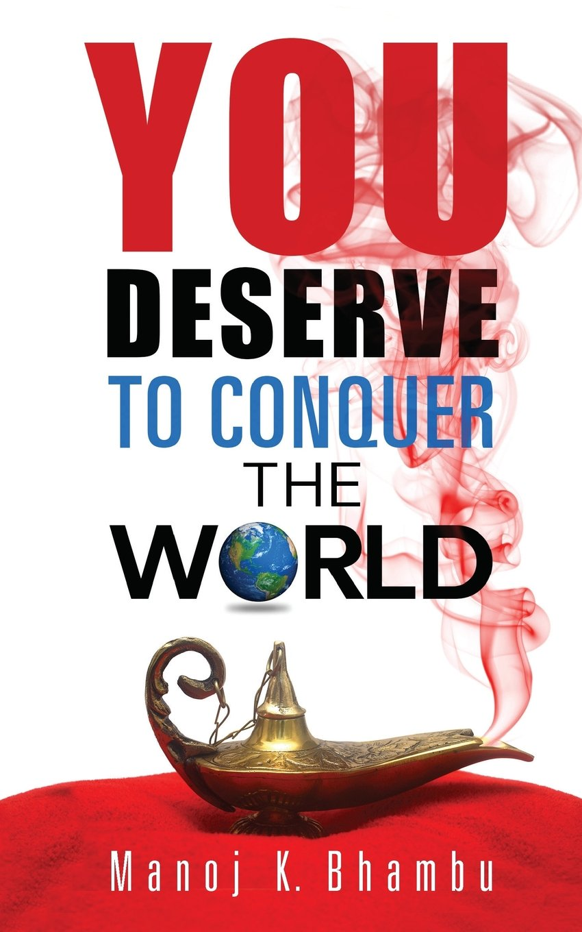 Download You Deserve to Conquer the World pdf epub