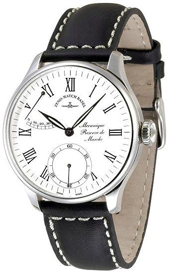 Zeno-Watch Reloj Mujer - Godat II Roma Power Reserve - 6274PR-i2-rom: Amazon.es: Relojes