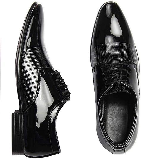 Buy BB LAA Black Men's Formal Shoes at