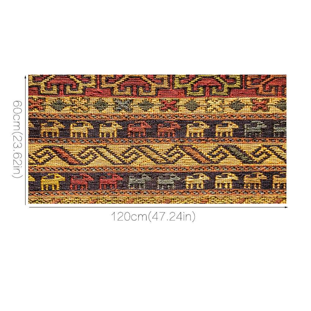 60x120cm Antideslizante Egipto Tejido De Punto Autoadhesivo Tapete De Piso Pegatina Decoraci/ón del Hogar 1 perlo33ER Super Alfombras Modernas De /área De Pelusa
