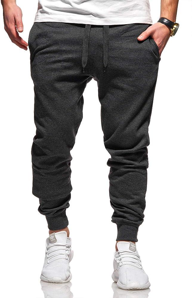 Ombre-Eight - Pantalón Deportivo - para Hombre Gris Oscuro S ...